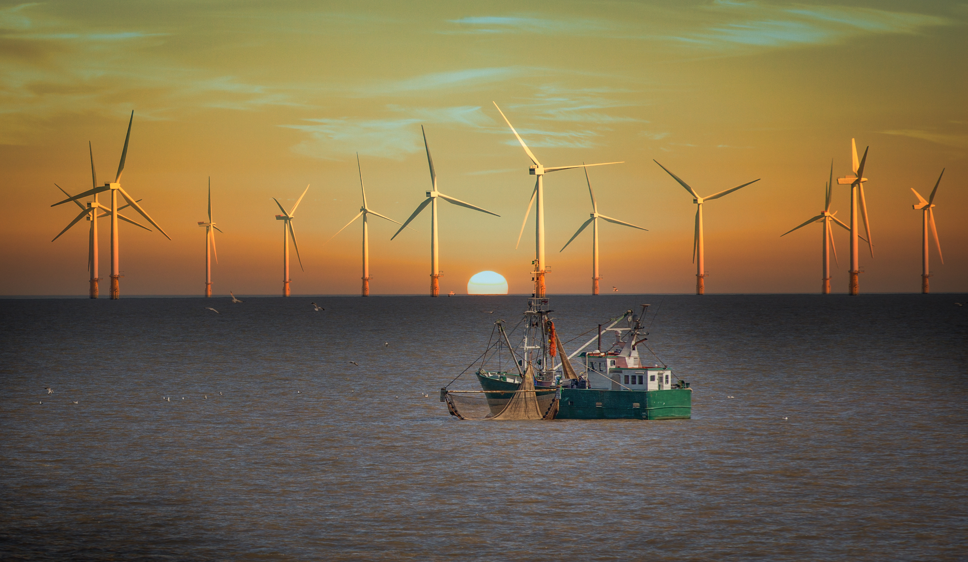 Offshore wind will consolidate the Poland's position on the European investment map / Offshore-Windenergie stärkt die Position Polens im Investitionsfahrplan für Europa